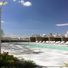 Отель Global Luxury Suites at Columbus Студия с различными типами кроватей