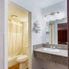 Отель Motel 6 Vicksburg, MS 2* Стандартный номер с различными типами кроватей фото 7