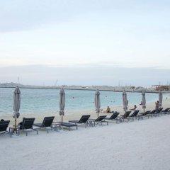 Beach Hotel Apartment пляж фото 2