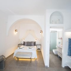 Отель Ampelonas Apartments Греция, Остров Санторини - отзывы, цены и фото номеров - забронировать отель Ampelonas Apartments онлайн комната для гостей фото 2