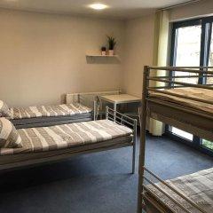 Отель Stacja Plaża Стандартный номер с различными типами кроватей фото 2