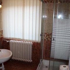 Отель Herczeg Apartment Венгрия, Силвашварад - отзывы, цены и фото номеров - забронировать отель Herczeg Apartment онлайн ванная