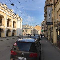 Гостиница Ломоносов Санкт-Петербург парковка