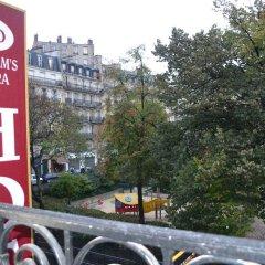 Отель Hôtel Williams Opéra 3* Стандартный номер с различными типами кроватей фото 6