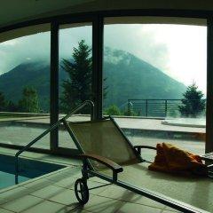 Отель Parador de Vielha 4* Стандартный номер разные типы кроватей фото 3