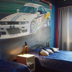 Hostel Racing Paradise Стандартный номер с различными типами кроватей фото 13