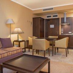 Отель Menada Apartments in Royal Beach Resort Болгария, Солнечный берег - отзывы, цены и фото номеров - забронировать отель Menada Apartments in Royal Beach Resort онлайн комната для гостей фото 4