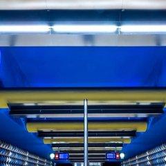 Отель Letomotel Munchen City Nord Мюнхен спортивное сооружение