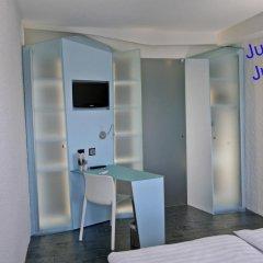 Hotel Cristal Design 3* Стандартный номер с 2 отдельными кроватями фото 2