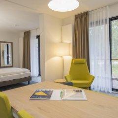 Отель Landgoed ISVW 3* Люкс с различными типами кроватей фото 7
