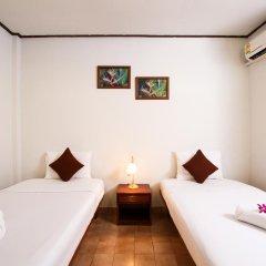 Отель Eden Bungalow Resort 3* Улучшенное бунгало с различными типами кроватей фото 10