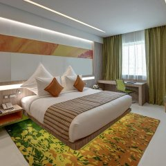 Al Khoory Atrium Hotel 4* Полулюкс с различными типами кроватей фото 5