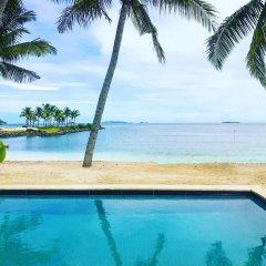 Отель First Landing Beach Resort & Villas 3* Вилла с различными типами кроватей фото 12