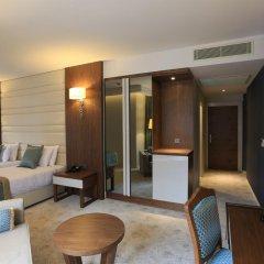 Отель Hassuites Muğla Полулюкс разные типы кроватей фото 2