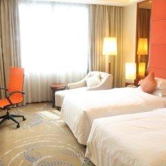 Отель Crowne Plaza Foshan 4* Улучшенный номер с 2 отдельными кроватями