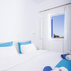 Отель Bella Santorini Studios 4* Студия с различными типами кроватей фото 7
