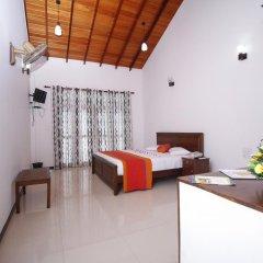 Отель Rockery Villa Шри-Ланка, Бентота - отзывы, цены и фото номеров - забронировать отель Rockery Villa онлайн комната для гостей фото 2