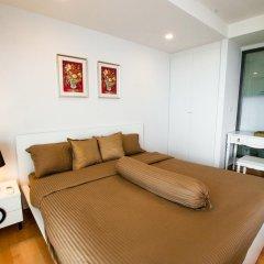 Отель Rocco Huahin Condominium Студия с различными типами кроватей фото 12