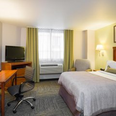 Отель Candlewood Suites NYC -Times Square удобства в номере