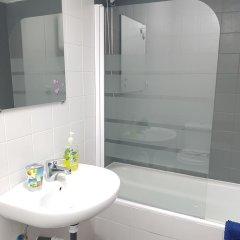 Отель Los Verdiales Торремолинос ванная