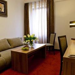 Duet Hotel 3* Стандартный семейный номер с разными типами кроватей фото 3