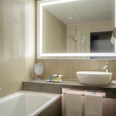 Отель Hilton London Tower Bridge 4* Стандартный номер с различными типами кроватей фото 8