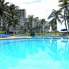 Отель Condominio Mayan Island Playa Diamante бассейн фото 3