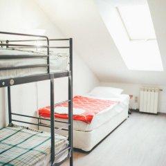 Хостел Крыша Кровать в общем номере двухъярусные кровати фото 10