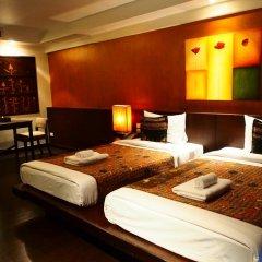 Отель Baan Suwantawe Студия с двуспальной кроватью фото 6