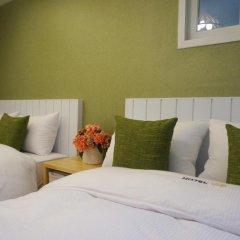 Hotel QB Seoul Dongdaemun 2* Номер категории Эконом с различными типами кроватей фото 6