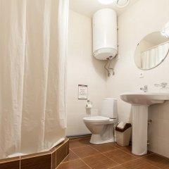 Гостиница Комнаты на Садовой ванная фото 2