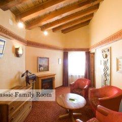 Resort Hotel Alex 4* Стандартный семейный номер с различными типами кроватей фото 4