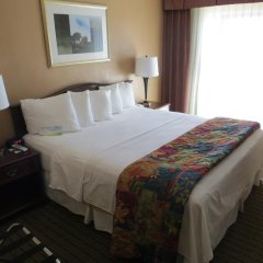 Отель Days Inn by Wyndham Hollywood Near Universal Studios Стандартный номер с различными типами кроватей фото 4