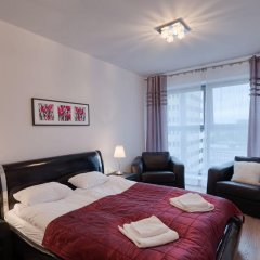 Отель City Aparthotel Wola комната для гостей фото 5