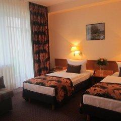 Hotel Atrium 3* Стандартный семейный номер с двуспальной кроватью фото 4
