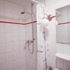 Отель Pension/Guesthouse am Hauptbahnhof Номер Комфорт с различными типами кроватей фото 8