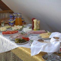Отель Villa Pan Tadeusz питание