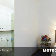 Metropole Easy City Hotel 3* Стандартный семейный номер с двуспальной кроватью фото 2