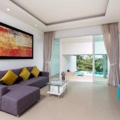 Отель Amala Grand Bleu Resort 3* Люкс разные типы кроватей фото 5