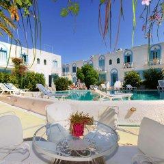 Отель Katerina Apartments Греция, Калимнос - отзывы, цены и фото номеров - забронировать отель Katerina Apartments онлайн бассейн