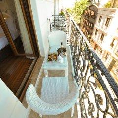 Отель Albinas Old City Номер Делюкс разные типы кроватей фото 3