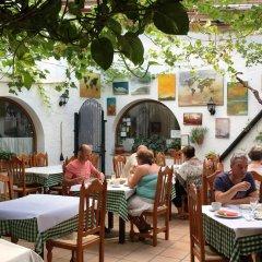 Отель Restaurante Blanco y Verde Испания, Кониль-де-ла-Фронтера - отзывы, цены и фото номеров - забронировать отель Restaurante Blanco y Verde онлайн питание фото 3