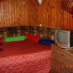 Мини-отель Стархаус 2* Стандартный семейный номер с двуспальной кроватью фото 5