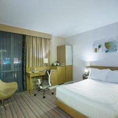 Отель Hilton Garden Inn Glasgow City Centre Великобритания, Глазго - отзывы, цены и фото номеров - забронировать отель Hilton Garden Inn Glasgow City Centre онлайн комната для гостей фото 4