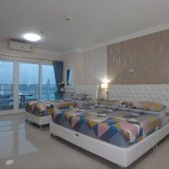 Отель Blue Ocean Suite Паттайя комната для гостей фото 3