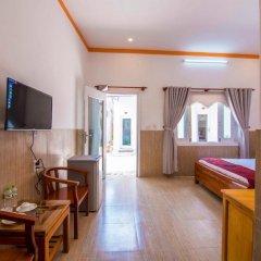 Отель Hanh Ngoc Bungalow 2* Стандартный номер с двуспальной кроватью фото 9