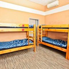 Хостел Наполеон Кровать в общем номере с двухъярусной кроватью фото 14
