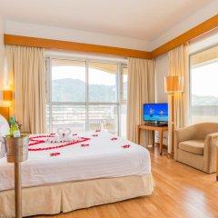 The Royal Paradise Hotel & Spa комната для гостей фото 7