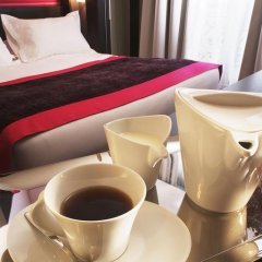Le Marceau Bastille Hotel 4* Стандартный номер с различными типами кроватей фото 16