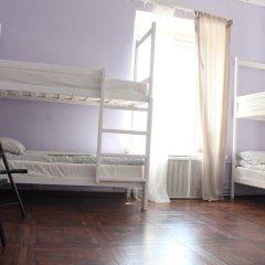 Hostel DomZhur Кровать в женском общем номере с двухъярусными кроватями фото 8